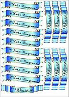 Вафельная картинка деньги доллары евро бабочки визитка опт и розница