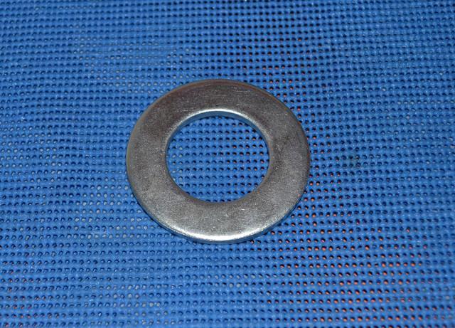 Шайба М36 оцинкованная плоская DIN 125 купить