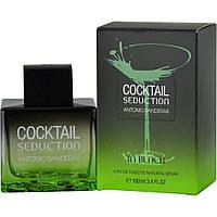 Antonio Banderas Cocktail Seduction in Black (оригинал) - edt 100 ml