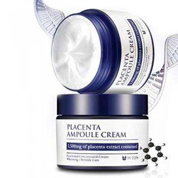 Крем для Лица с Плацентой Mizon Placenta Ampoule Cream 50 ml