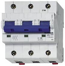 Автоматический выключатель BR 3p C 100А  (20 kA)