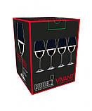 Riedel Vivant Набор бокалов для вина 4*340 мл (0484/01), фото 2