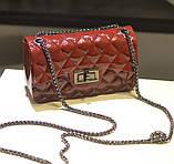 Модельна жіноча сумочка Loka у стилі O bag, фото 5