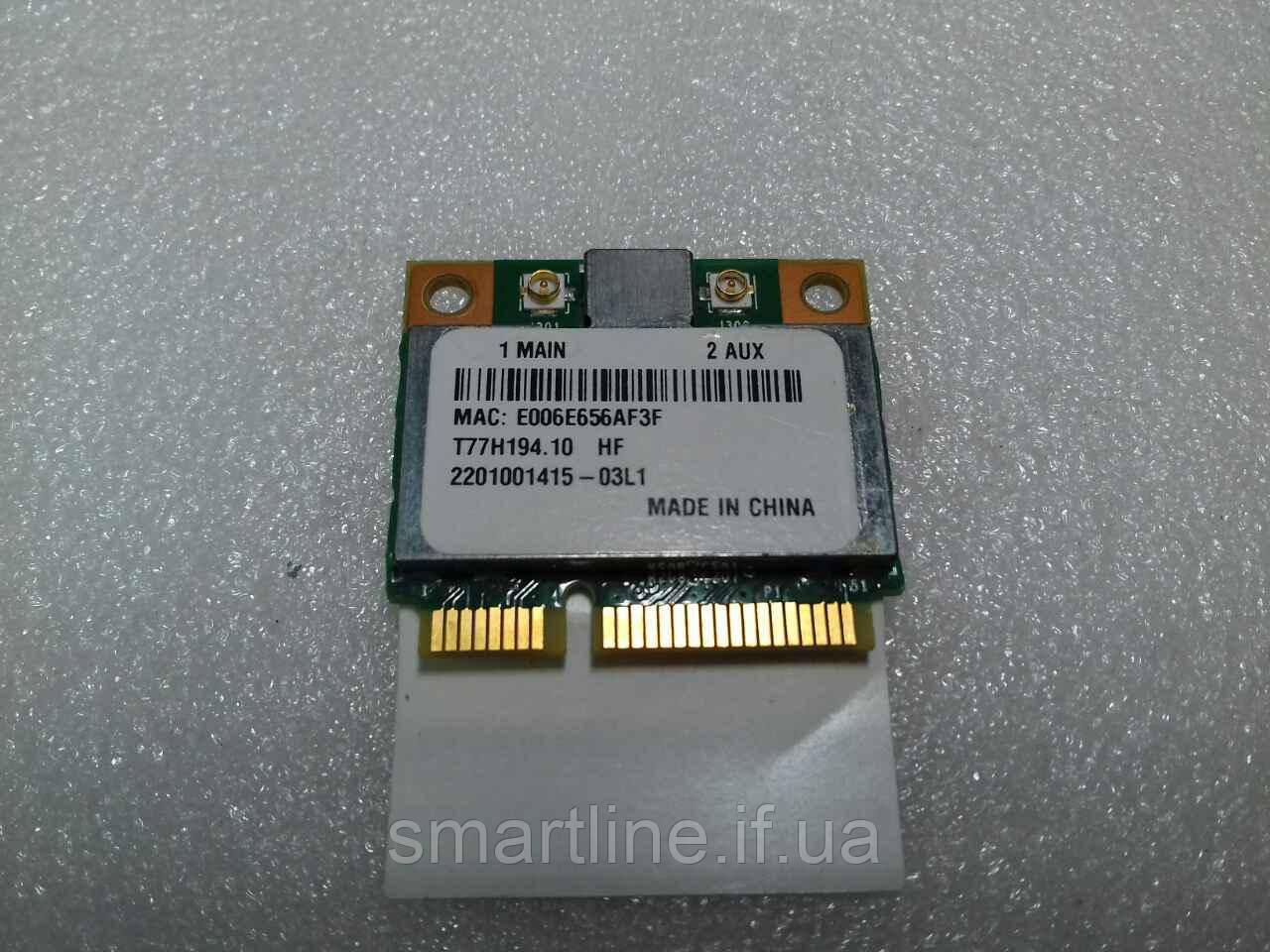 WI-FI адаптер ноутбука ACER Aspire One D270, 4324A-BRCM1050