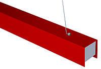 Megane-1200: 18W 1800Lm линейный LED-светильник (60х60х1200мм)