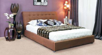 Кровать двуспальная Кофе-Тайм 1600, фото 2