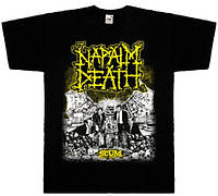 Футболка  NAPALM DEATH - Scum -