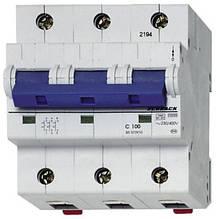 Автоматический выключатель BR 3p C 80А  (20 kA)