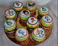 Вафельная картинка для капкейков маффинов кексов даша, фото 3