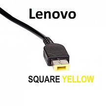Кабель для блока питания ноутбука Lenovo Square с иглой (до 3.5a) (T-type)