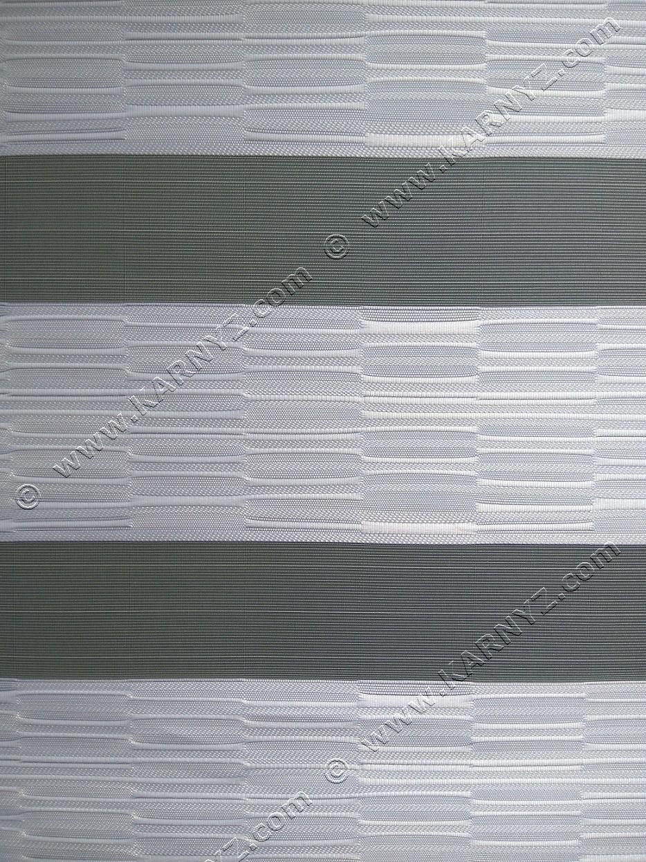Рулонные шторы День-Ночь Соты B-134 белый