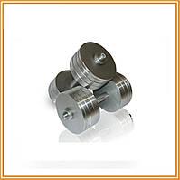 Гантели стальные наборные разборные 2х30 кг (общий вес 60 кг)