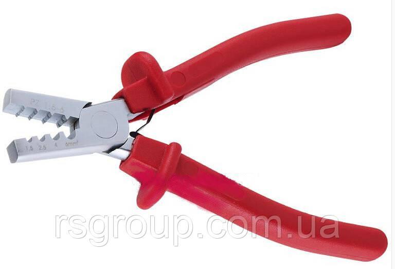 Инструмент для опрессовки втулочных наконечников PZ-1 0,5–2.5