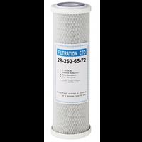 Картридж для воды из прессованного угольного блока Lx-003
