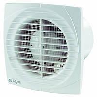 Вентилятор Blyss таймер с датчиком влажности 125 мм