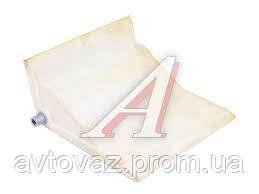 Заслонка печки ВАЗ 2110, ВАЗ 2111, ВАЗ 2112 алюминиевая большая нового образца