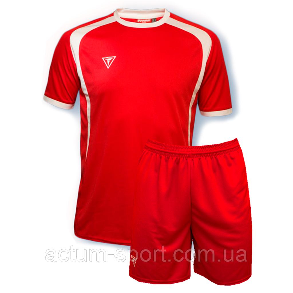 Футбольная форма Champion красный Красный, XXL