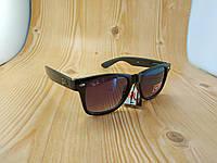 Солнцезащитные очки Ray Ban Wayfarer (стекло) с переходом