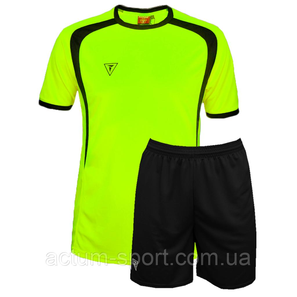 Футбольная форма Champion лимонно/черный Лимонный, L