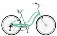 "Велосипед 26"" Schwinn Sprite Women 2015 (Light Blue)"