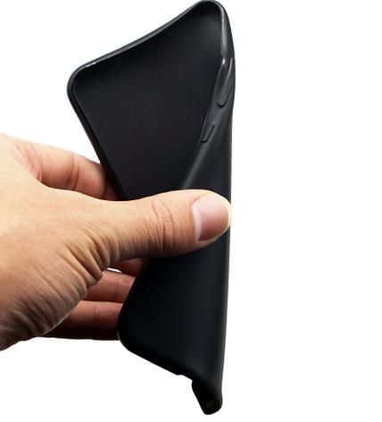 Силиконовый чехол Cool Black Meizu M6, фото 2