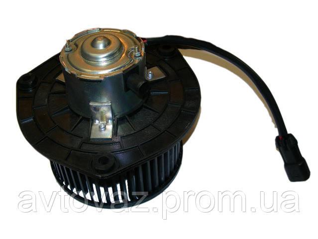 Мотор печки ВАЗ 2110, ВАЗ 2111, ВАЗ 2112 КЗАЭ (КАЛУГА)