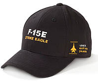 Оригинальная кепка Boeing F-15E Strike Eagle Schematics Hat 115015010502 (Black)