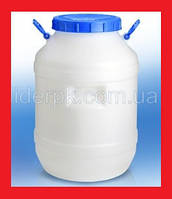 Пластиковая Емкость-Бочка для Брожения и Хранения Вина, Самогона 60 литров