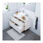 Шкаф с раковиной IKEA GODMORGON / TOLKEN / TÖRNVIKEN 102x49x74 см с ящиками белый 691.849.16, фото 2