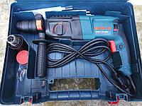 Перфоратор BOSCH Бош GBH 2-26 DRE, Сменный патрон, Прямой Кейс + Зубила и долото в комплекте