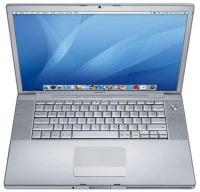 Apple MacBook Pro Core 2 Duo T7600 2.33ghz Radeon X1600 15.4in Ma610ll / a