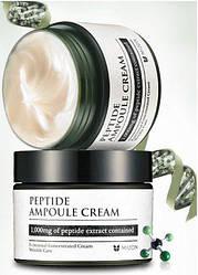 Антивіковий Крем для Обличчя Mizon Peptide Ampoule Cream 50 ml