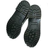 Милитарка™ берцы Скорпион зимние черные, фото 4