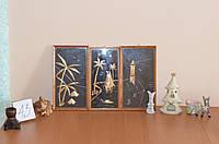 Картины из соломы и сувенырны изделия с Германии б / у