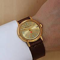 Командирские Чистополь наручные механические часы СССР, фото 1