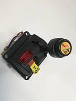 Пневматическая система управления джойстик Joystick BP Bistable Lever (кран подъема кузова)