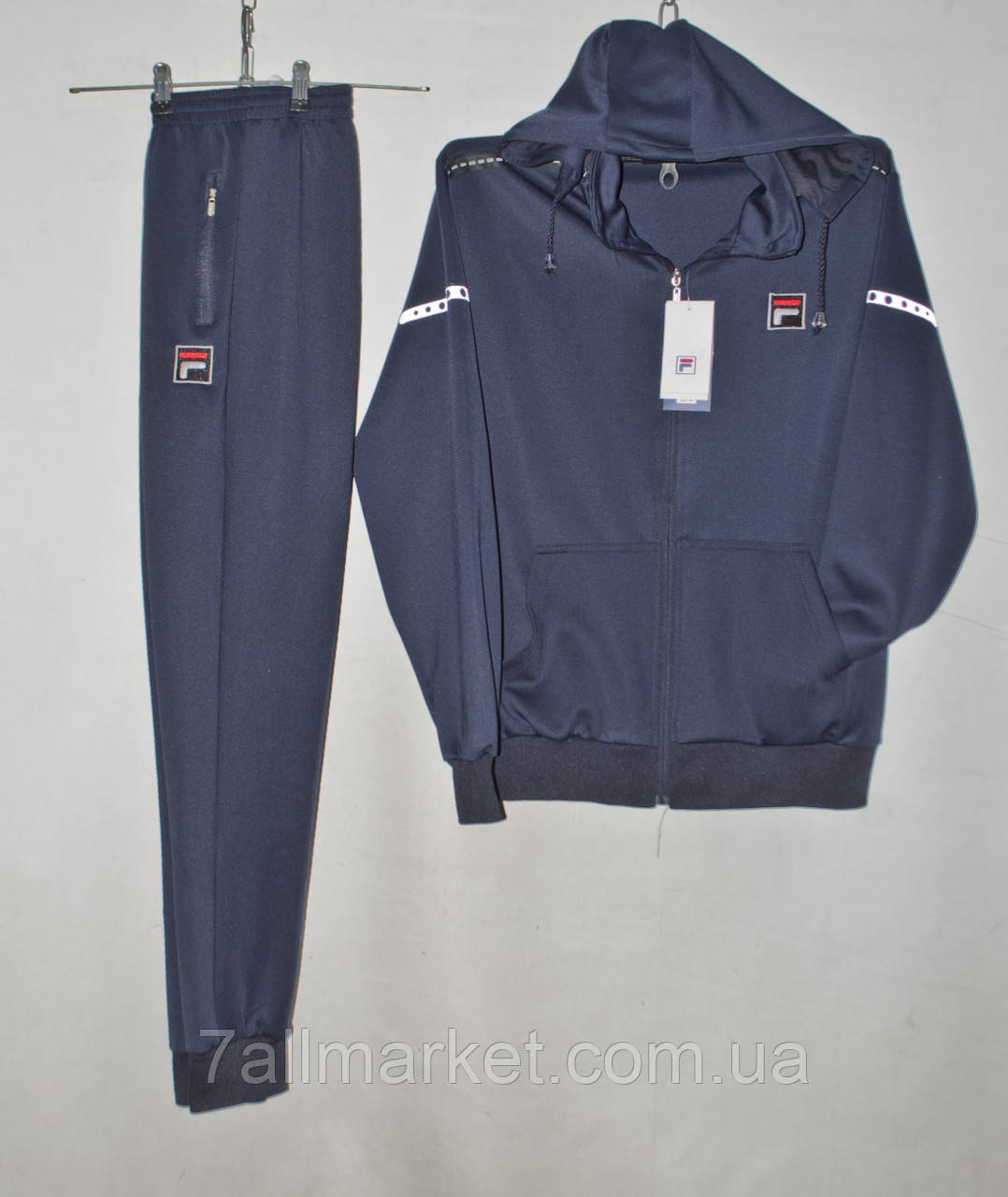 ec29c82d218 Спортивный костюм мужской полубатальный размеры 50-56 (3цвета) Серии