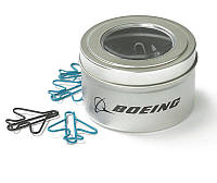 Скрепки Boeing Airplane Paperclips 460060020163