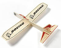 Самолет Balsa Wood Glider Large