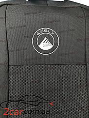 Чехлы в салон Geely CK/CK 2 2005 - 2014 Чехлы на сидения Джили СК (Prestige_Standart) модельные