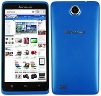 """Смартфон Lenovo A766 5.0"""" (blue), фото 1"""