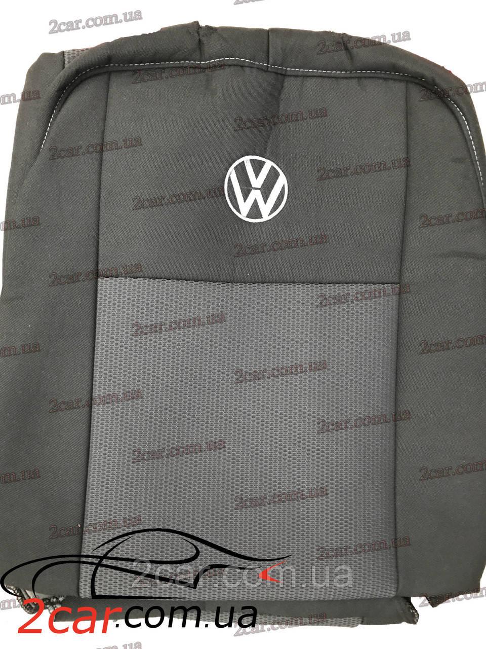 Чехлы в салон модельные Volkswagen Passat B3-B4 1988 - 1996 (Prestige_