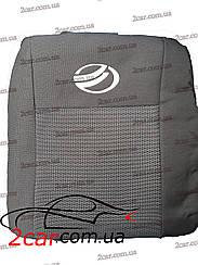 Чехлы в салон модельные ZAZ Форза 2011 - (Prestige_Premium)