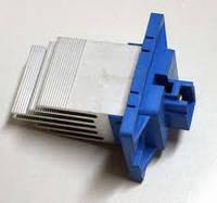 Регулятор, резистор вращения электровентилятора кондиционера ВАЗ 2170, 2171, 2172 Приора HALLA