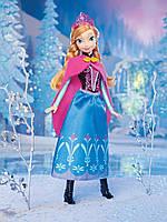 Принцесса кукла Анна Disney Frozen Anna Mattel Киев.