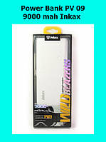 Power Bank PV 09 9000 mah Inkax