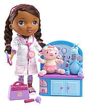 Подарочный набор Доктор Плюшева Doc McStuffins. Оригинал Disney.