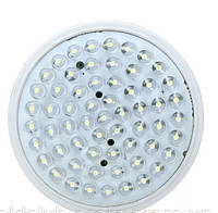 Лампочка светодиодная белый свет e27 60 LED, фото 1
