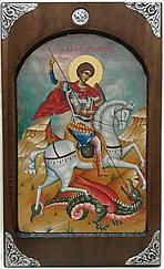 Ікона Георгій Побідоносець