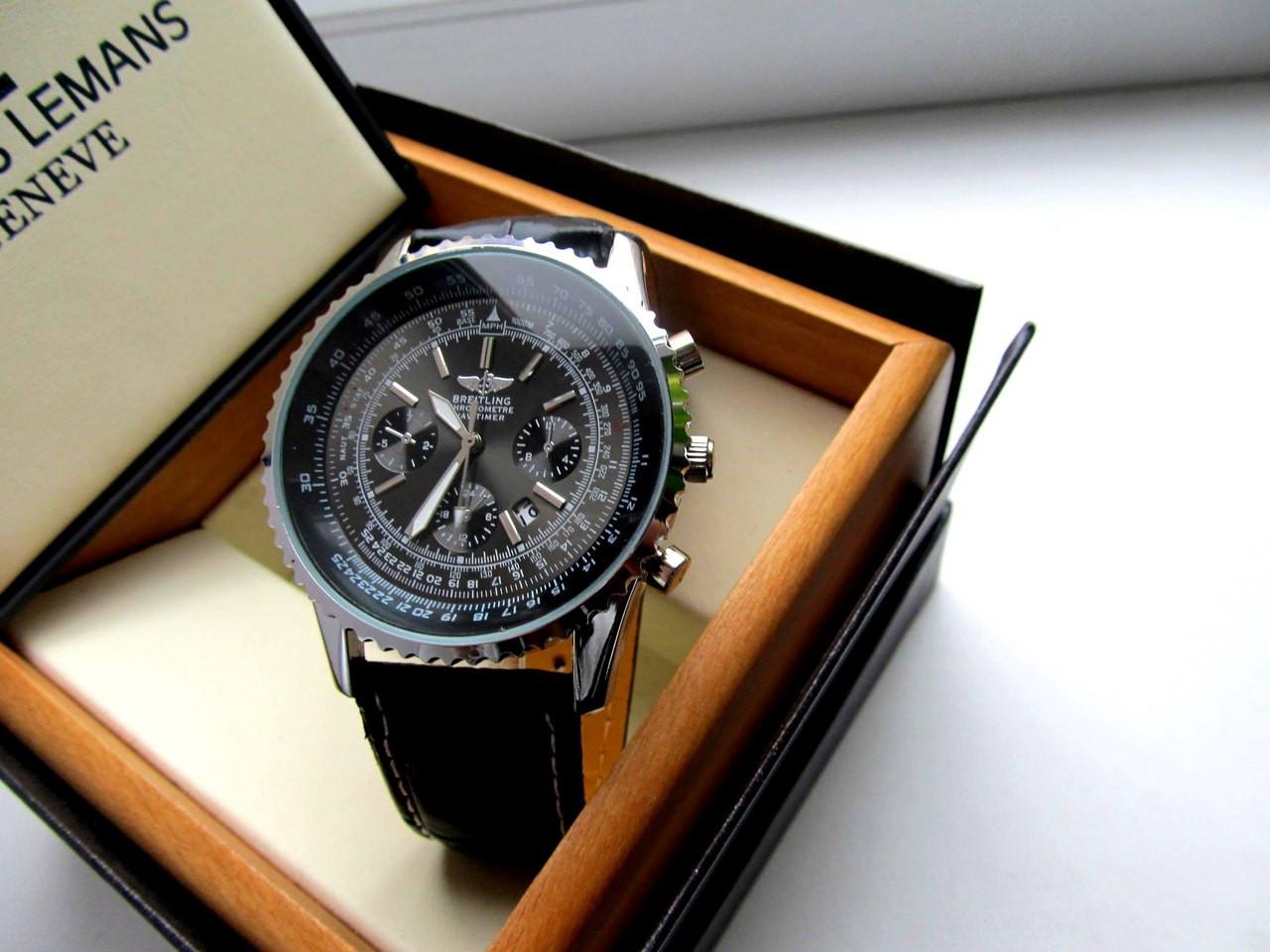 Часы мужские наручные breitling купить
